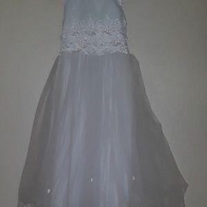 Dresses & Skirts - White communion/flower girl/wedding dresss